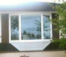 Exterior Bay Windows